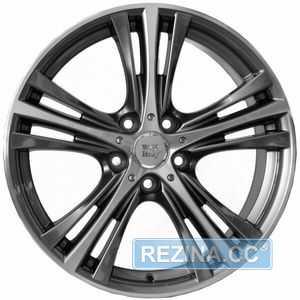 Купить WSP ITALY ILIO W682 BM20 ANTHRACITE POLISHED R19 W9 PCD5X120 ET41 DIA74.1