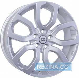 Купить Легковой диск WSP ITALY LIVERPOOL EVOQUE W2357 SILVER R18 W8 PCD5x108 ET45 DIA63.4