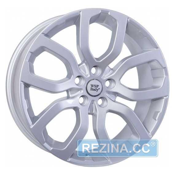 Легковой диск WSP ITALY LIVERPOOL EVOQUE W2357 SILVER - rezina.cc