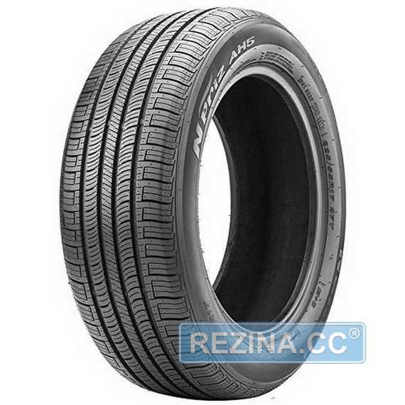 Всесезонная шина ROADSTONE NPriz AH5 - rezina.cc