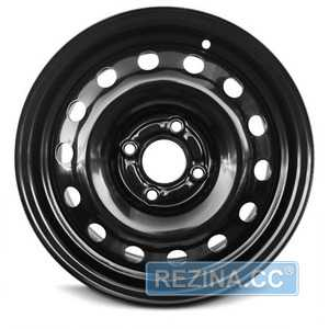 Купить SKOV STEEL WHEELS Ford Focus, C-max, Mondeo, Fusion, Kuga BLACK R16 W6.5 PCD5x108 ET50 DIA63.3