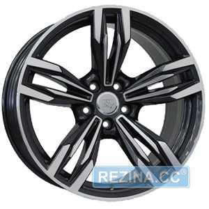 Купить Легковой диск WSP ITALY ITHACA W683 ANTHRACITE POLISHED R20 W10 PCD5x120 ET34 DIA74.1