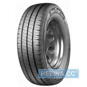 Купить Летняя шина KUMHO PorTran KC53 195/75R16C 110/108T