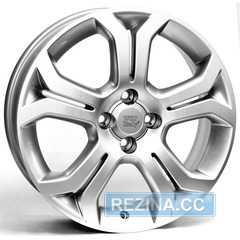 Купить WSP ITALY Cariddi W2505 (SILVER - Серебро) R16 W6.5 PCD4x100 ET37 DIA60.1