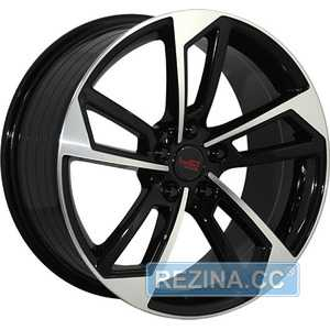 Купить REPLICA LegeArtis A526 BKF R18 W8.5 PCD5x112 ET32 DIA66.6