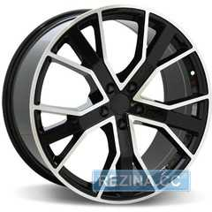 Купить Легковой диск REPLICA LegeArtis A520 BKF R20 W9 PCD5x130 ET55 DIA71.5