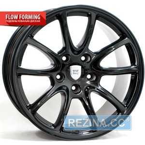Купить WSP ITALY W1052 CORSAIR GLOSSY BLACK R19 W8.5 PCD5x130 ET53 DIA71.6