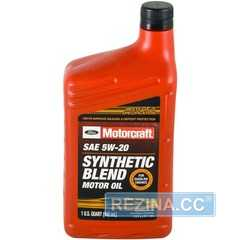 Моторное масло FORD MOTORCRAFT 5W-20 Synthetic Blend - rezina.cc