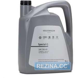 Купить Моторное масло VAG VW Special G SAE 5W-40 (5л)