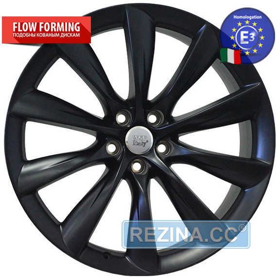 WSP ITALY W1402 VOLTA DULL BLACK - rezina.cc