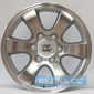 Купить WSP ITALY W1707 YOKOHAMA PRADO SILVER POLISHED R16 W7 PCD6x139.7 ET10 DIA106.1