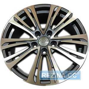 Купить Легковой диск REPLICA LegeArtis A529 GMF R17 W7.5 PCD5x112 ET45 DIA66.6