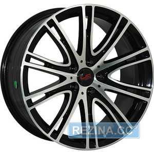 Купить REPLICA LegeArtis B532 BKF R19 W8.5 PCD5x120 ET33 DIA72.6