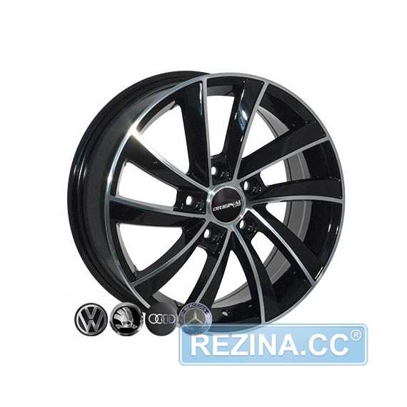 Купить ZW BK5290 BP R16 W6.5 PCD5x112 ET46 DIA57.1