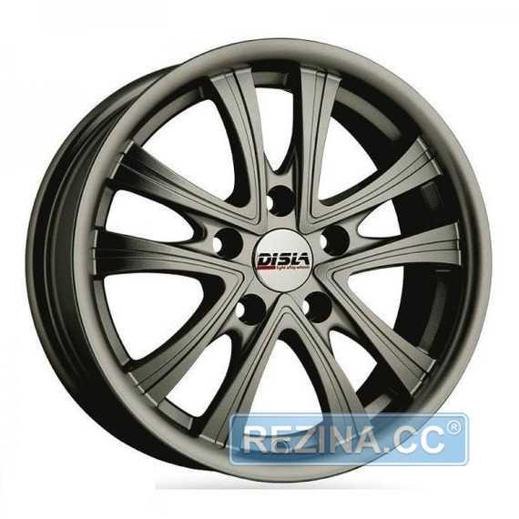 Купить DISLA Evolution 608 GM R16 W7 PCD5x114.3 ET42 DIA67.1