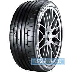 Купить Летняя шина CONTINENTAL SportContact 6 265/30R21 96Y