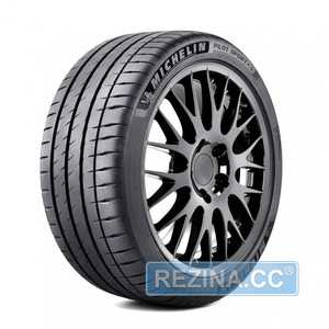 Купить MICHELIN Pilot Sport PS4 S 275/35R20 102Y RUN FLAT