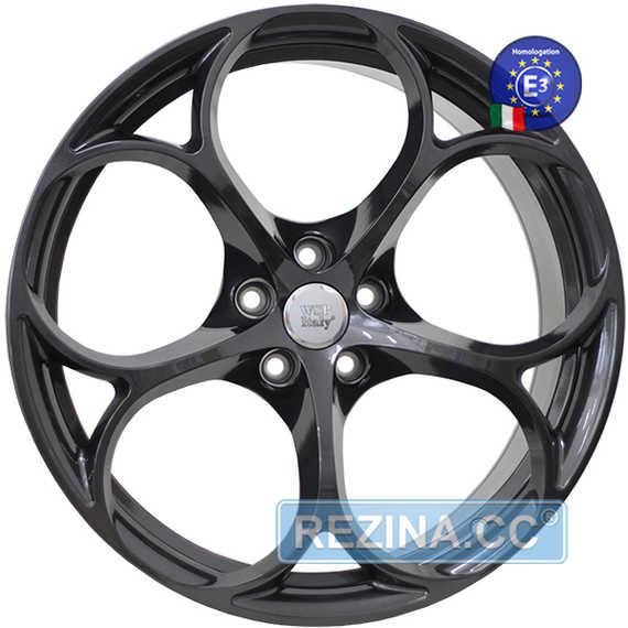 Купить WSP ITALY W261 ROSSA ANTHRACITE R20 W10 PCD5x110 ET34 DIA65.1