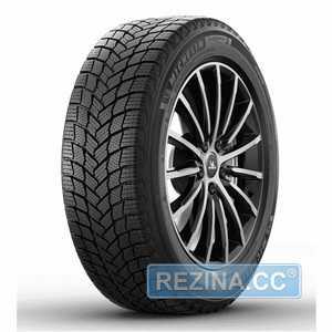 Купить Зимняя шина MICHELIN X-ICE SNOW SUV 245/55R19 103H