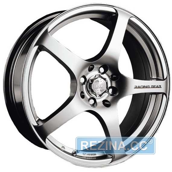Купить RW (RACING WHEELS) H 125 HS R15 W6.5 PCD4x114.3 ET40 DIA73.1