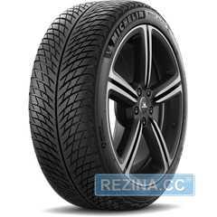 Купить Зимняя шина MICHELIN Pilot Alpin 5 275/35R20 102W