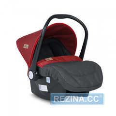 Купить Автокресло LORELLI (BERTONI) Lifesaver black/red