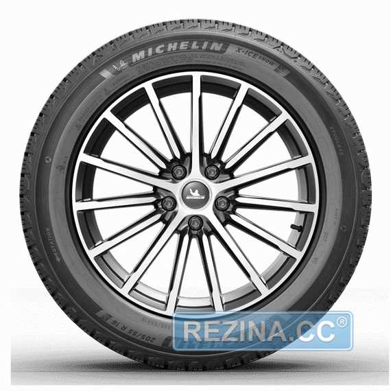 Купить Зимняя шина MICHELIN X-ICE SNOW SUV 265/60R18 110T