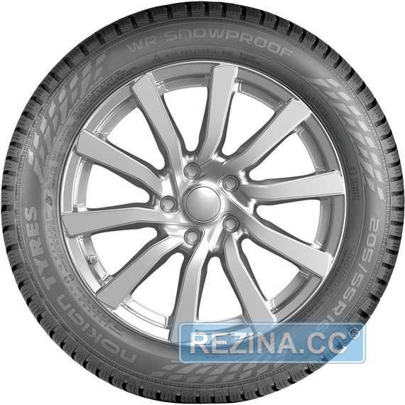 Купить Зимняя шина NOKIAN WR Snowproof 245/50R18 100H Run Flat
