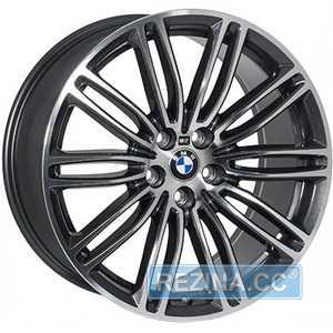 Купить ZF TL1518 BlackGMF R19 W9 PCD5x112 ET44 DIA66.6