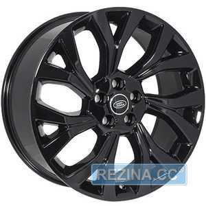 Купить ZF TL7159 BLACK R21 W9.5 PCD5x120 ET49 DIA72.6