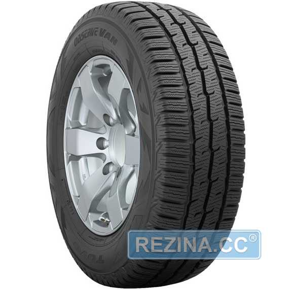 Купить Зимняя шина TOYO Observe Van 205/65R15C 102/100T