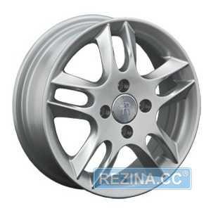 Купить REPLAY GN21 Silver R14 W5.5 PCD4x100 ET39 HUB56.6