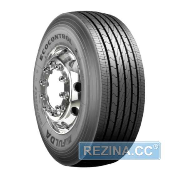 Купить Грузовая шина FULDA Ecocontrol 2 Plus (рулевая) 385/65R22.5 160/158L