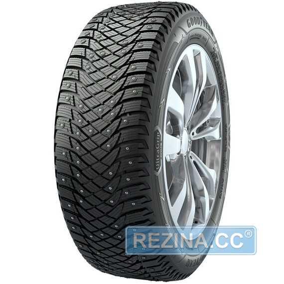 Купить Зимняя шина GOODYEAR UltraGrip Arctic 2 215/55R17 98T (Под шип)