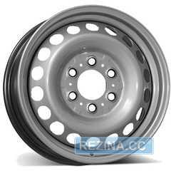 Купить ALST (KFZ) 6131 SLVER R16 W6.5 PCD6x130 ET54 DIA84