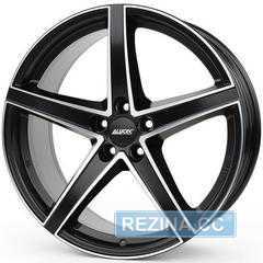 Купить Легковой диск ALUTEC Raptr Racing Black Front Polished R20 W8.5 PCD5x108 ET45 DIA63.4