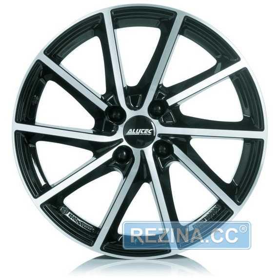 Купить Легковой диск ALUTEC Singa Diamond Black Front Polished R16 W6.5 PCD5x114.3 ET45 DIA67.1