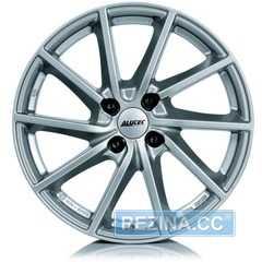 Купить Легковой диск ALUTEC Singa Polar Silver R15 W6 PCD4x100 ET39 DIA56.6