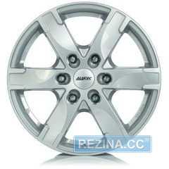 Легковой диск ALUTEC Titan Polar Silver - rezina.cc
