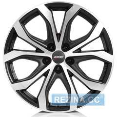 Купить Легковой диск ALUTEC W10X Racing Black Front Polished R20 W8.5 PCD5x150 ET43 DIA110.1
