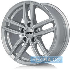 Купить Легковой диск ATS Antares Polar Silver R16 W6.5 PCD5x114.3 ET40 DIA66.1