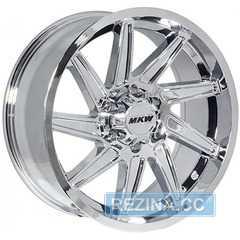 Купить ZF TL9032 Chrome R20 W9 PCD6x139.7 ET10 DIA106.1