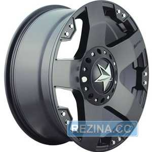Купить BUFFALO BW-775 MATTE-BLACK R20 W8.5 PCD10x139.7-150 ET10 DIA110.5