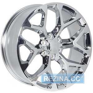 Купить ZF 6701 Chrome R22 W9 PCD6x139.7 ET31 DIA78.1