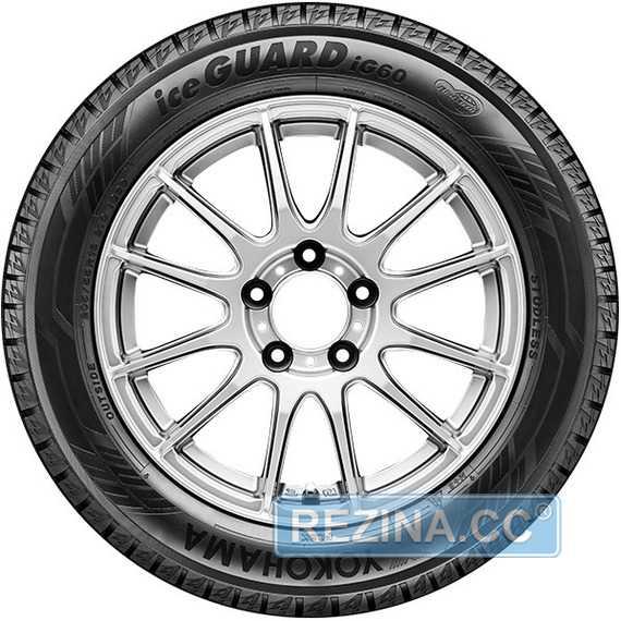 Купить Зимняя шина YOKOHAMA Ice Guard IG60 235/50R17 96Q