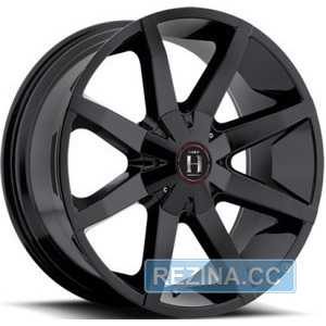 Купить HARP Y-651 Gloss-Black-W Clear-Coat R20 W8.5 PCD6x139.7 ET10 DIA106.3