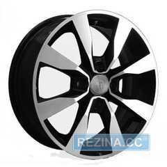 Купить REPLAY GN86 BKF R15 W6 PCD4x100 ET39 DIA56.6