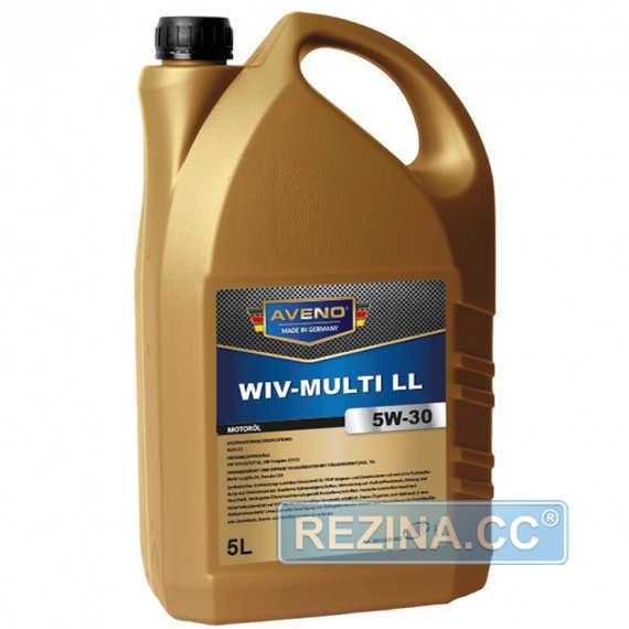 Купить Моторное масло AVENO WIV-Multi LL 5W-30 (5л.)