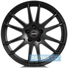 Купить Легковой диск ALUTEC MONSTR Racing Black R17 W6.5 PCD5x108 ET45 DIA63.4