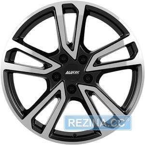 Купить ALUTEC Tormenta Diamond Black Front Polished R18 W8 PCD5x108 ET42 DIA63.4